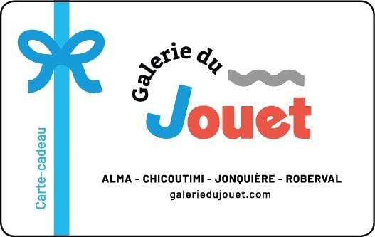 CARTE-CADEAU GALERIE DU JOUET
