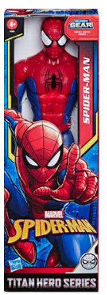 MARVEL TITAN HERO SERIES - FIGURINE DE SPIDER-MAN 30 CM