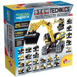 SCIENCE HI-TECH- ROBOT/ PELLETEUSE 25 EN 1 TECHNIC - TOP 10