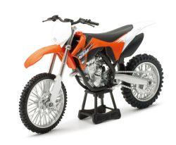 NEW-RAY MOTOCROSS KTM 1:12 ORANGE