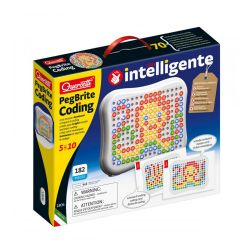 PEGBRITE CODING -MOSAÏQUES LUMINEUSE