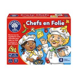 CHEFS EN FOLIE