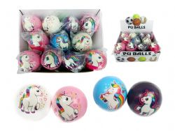 3''BALLS UNICORN DESIGNS