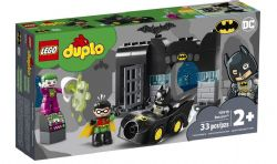 DUPLO SUPER HEROES - LA BATCAVE #10919//