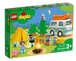 DUPLO TOWN - AVENTURES EN CAMPING-CAR EN FAMILLE #10946