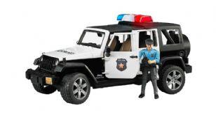 JEEP BLANC DE POLICE
