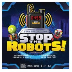JC21 VERY SPECIAL UNIT – STOP THE ROBOTS (ML)