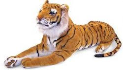 MELISSA AND DOUG - GRAND TIGRE EN PELUCHE