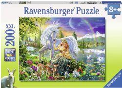 RAVENSBURGER CT 200 PCS XXL - RETROUVAILLES AU CRÉPUSCULE #12642