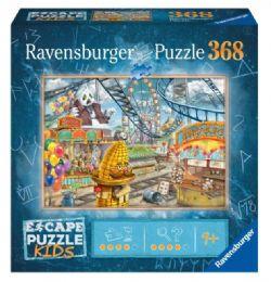 RAVENSBURGER CT 368 PCS - LE PARC D'ATTRACTIONS