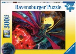 RAVENSBURGER CT 300 PCS - LE DRAGON DES ÉTOILES