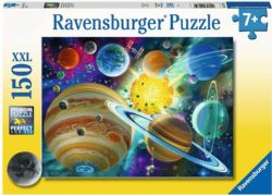 RAVENSBURGER CT 150 PCS - CONNEXION COSMIQUE #12975