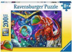 RAVENSBURGER CT 200 PCS DINOSAURES DANS L'ESPACE #12976
