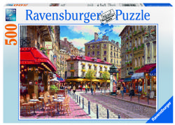 RAVENSBURGER CT 500PCS - PETITES BOUTIQUES #14116