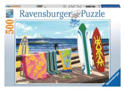 RAVENSBURGER CT 500PCS - SURFEURS #14214