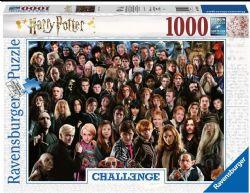 RAVENSBURGER CT 1000 PCS - LE DÉFI D'HARRY POTTER #14988