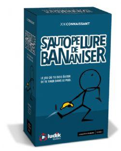 JC21 EDJ21 JOE CONNAISSANT S'AUTOPELURE DE BANANISER - LUDIK QUÉBEC