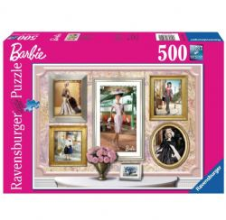 RAVENSBURGER CT 500PCS - LA MODE PARISIENNE #16500