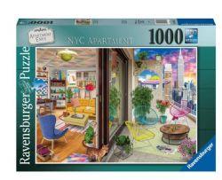 RAVENSBURGER CT 1000 PCS - APPARTEMENT À NEW YORK #16545
