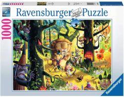 RAVENSBURGER CT 1000 PCS - DISNEY LE MAGICIEN D'OZ #16566