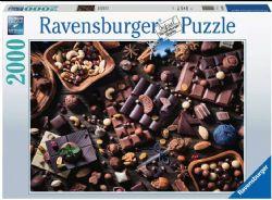 RAVENSBURGER CT 2000 PCS - PARADIS DU CHOCOLAT #16715