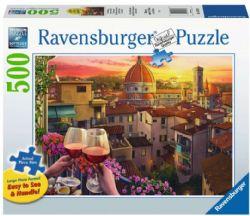 RAVENSBURGER CT 500 PCS - GRANDES PIÈCES - TERRASSE CONFORTABLE #16796