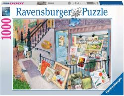 RAVENSBURGER CT 1000 PCS - LA GALERIE D'ART #16813