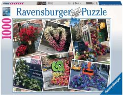 RAVENSBURGER CT 1000 PCS - NYC EXPOSITION FLORALE #16819