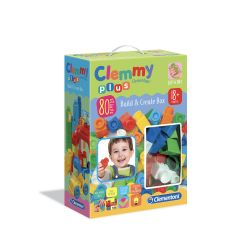 CLEMMY PLUS BLOCS SOUPLES  80PCS
