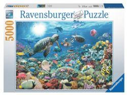 RAVENSBURGER CT 5000PCS - SOUS LA MER #17426