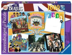RAVENSBURGER CT 1000PCS - BEATLES: ALBUMS 1967-70 #19815