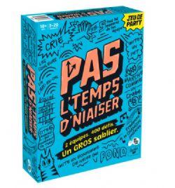 EDJ21 PAS L'TEMPS D'NIAISER !