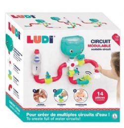 JC21 LUDI - CIRCUIT D'EAU 14 PIÈCES