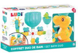 LUDI - COFFRET DE BAIN DUO DINO