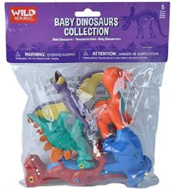 COLLECTION DE BÉBÉ DINOS