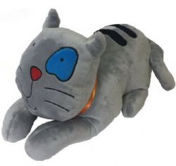 GILBERT LE CHAT PELUCHE 12''