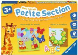 MES JEUX DE PETITE SECTION (3 ANS+)