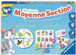 MES JEUX DE MOYENNE SECTION (4 ANS+)