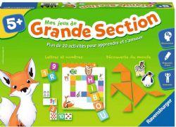 MES JEUX DE GRANDE SECTION (5 ANS+)