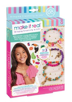 MAKE IT REAL BRACELETS DE PERLES JUNGLE