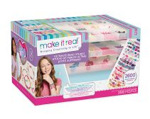 MAKE IT REAL - STUDIO DE PERLES ULTIME 2600PCS