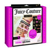 JUICY COUTURE -ENSEMBLE BRACELETS DE CHARME