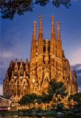EDUCA CT 1000PCS - SAGRADA FAMILIA