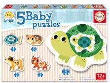 EDUCA 5 BABY CT - PETITS ANIMAUX #17573