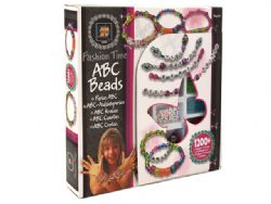 ENSEMBLE DE PERLES ABC