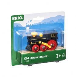 BRIO - LOCOMOTIVE OLD STEAM ENGINE