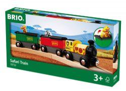 TRAIN SAFARI - BRIO