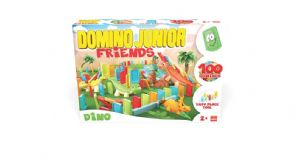 DOMINO JUNIOR FRIENDS