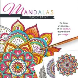 MANDALAS MAGIC PAINT