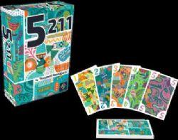 5211 - JEU DE CARTES